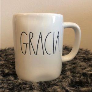 Brand new Rae Dunn Gracia Spanish mug